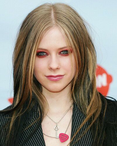 Child #2 is Avril Lavigne: